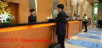 Học từ vựng tiếng Trung chuyên ngành du lịch (P8)