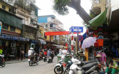 tự học tiếng trung phố cổ Hà Nội