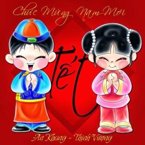 tieng Trung chuc tet