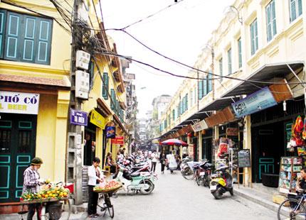 từ vựng 36 phố phường Hà Nội