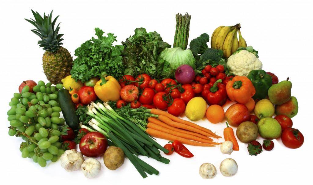 từ vựng về rau củ quả