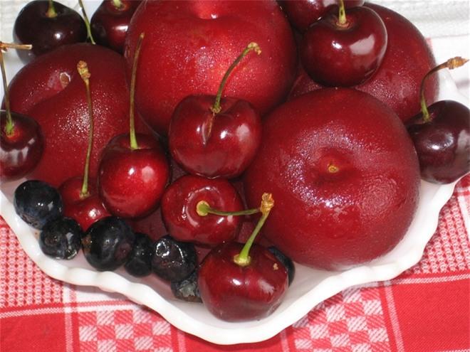 Học từ vựng tiếng Trung các loại trái cây