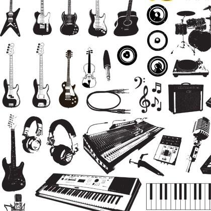 Các loại nhạc cụ trong tiếng Trung
