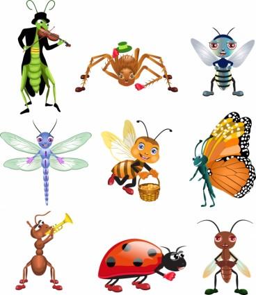 Từ vựng các loại côn trùng trong tiếng trung
