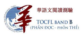 Đề thi mẫu TOCFL B phồn thể – Luyện Đọc tiếng Trung trung cấp