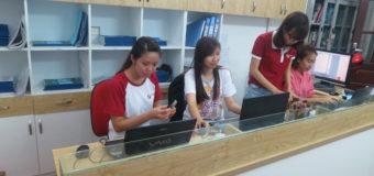 Công tác chăm sóc học viên tại THANHMAIHSK cơ sở Hà Nội