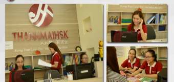 Công tác chăm sóc học viên tại Trung tâm tiếng Hoa THANHMAIHSK cơ sở TP.HCM