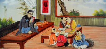 Thú vị với Hán Tự tiếng Trung (p2)