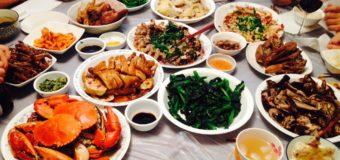 Không thể cưỡng lại sức hấp dẫn của từ vựng tiếng Trung chủ đề món ăn Trung-Việt