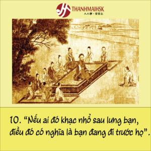 Hình ảnh Khổng Tử và 10 lời răn dạy trân quý 10