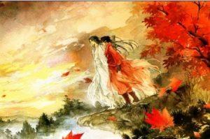 Hình ảnh Thơ Hán Việt về tình yêu hay và suy ngẫm 2