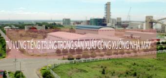 Từ vựng tiếng Trung trong sản xuất nhà máy công xưởng