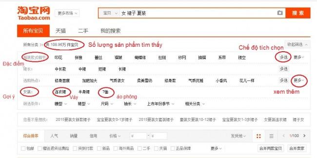 Hướng dẫn cách đặt hàng taobao dễ nhất 2