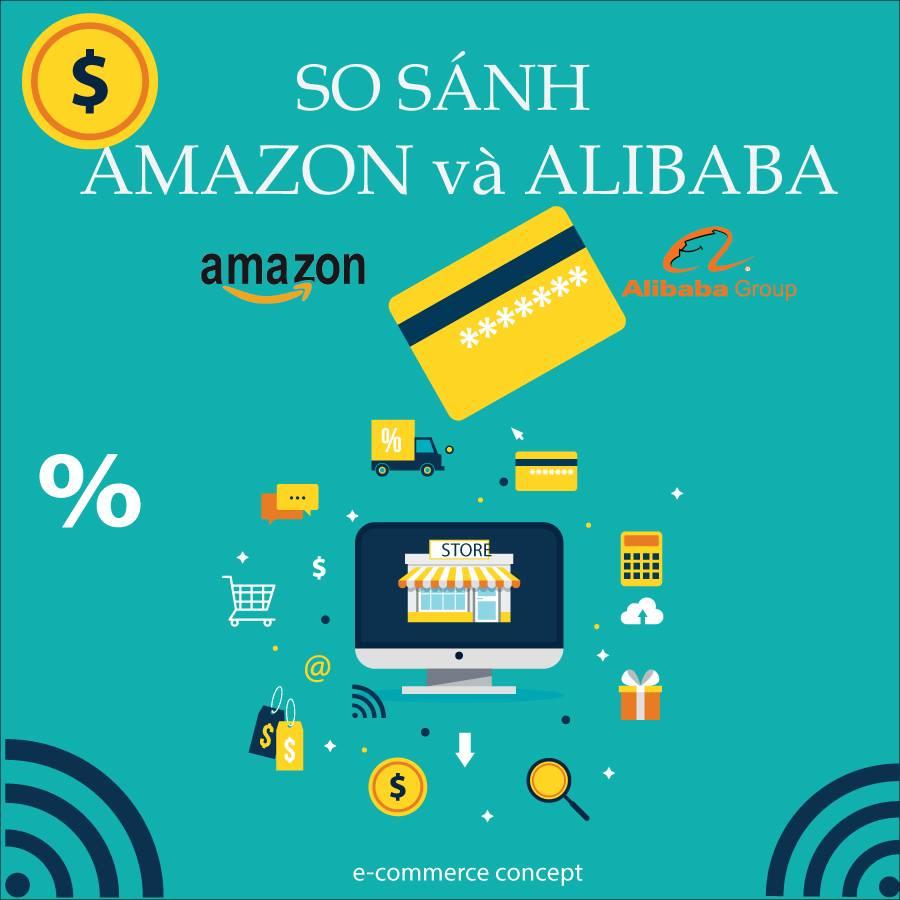 Hình ảnh So sánh giữa Amazon và Alibaba 1