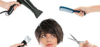 Từ vựng tiếng Trung khi đi cắt tóc
