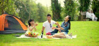 Từ vựng tiếng Trung khi đi picnic
