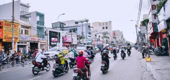 Tên các phường quận trong Sài Gòn bằng tiếng Trung
