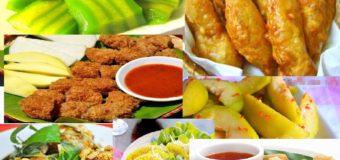 Từ vựng tiếng Trung về các món ăn vặt của giới trẻ