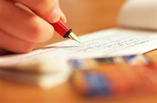 Hình ảnh Cách viết thư bằng tiếng Trung