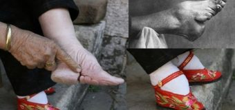 Tìm hiểu phong tục bó chân của phụ nữ Trung Quốc
