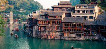 Những cổ trấn Trung Quốc đẹp như cảnh tiên
