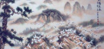 Tranh thủy mặc Trung Quốc cổ – nghệ thuật độc đáo của người Tàu