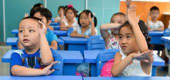 Giới thiệu lớp học bằng tiếng Trung đơn giản mà hay