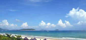 Các bãi biển đẹp của Trung Quốc