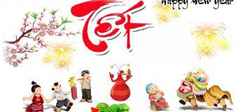 Văn mẫu: Giới thiệu Tết Việt Nam bằng tiếng Trung
