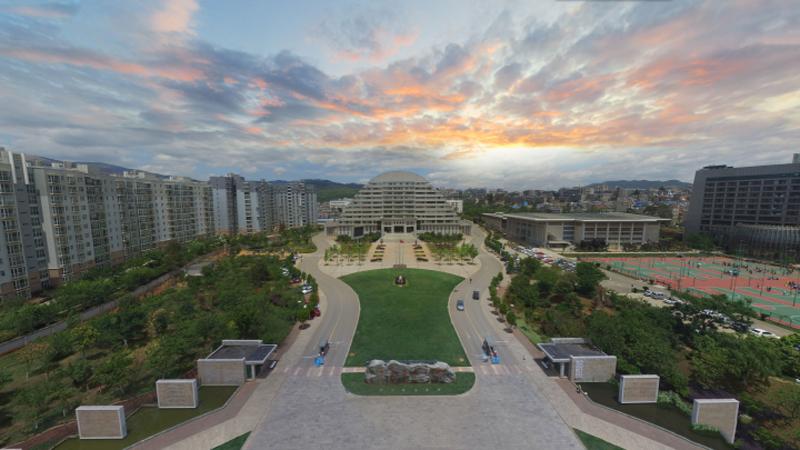 Hình ảnh Các trường đại học ở Vân Nam Trung Quốc 4