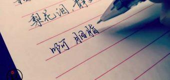 Luyện viết đoạn văn tiếng Trung
