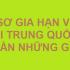 Hình ảnh Thủ tục gia hạn visa tại Trung Quốc cho người Việt Nam
