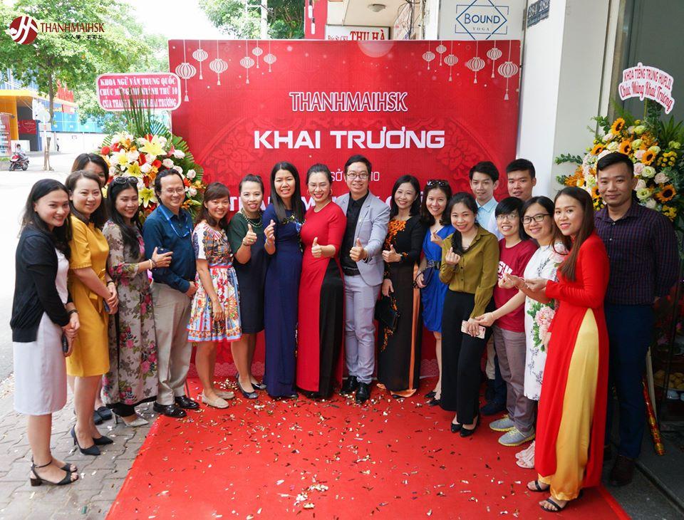 Hình ảnh trung tâm tiếng Trung THANHMAIHSK quận 10 3