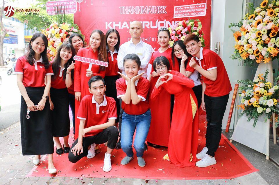 Hình ảnh trung tâm tiếng Trung THANHMAIHSK quận 10 5