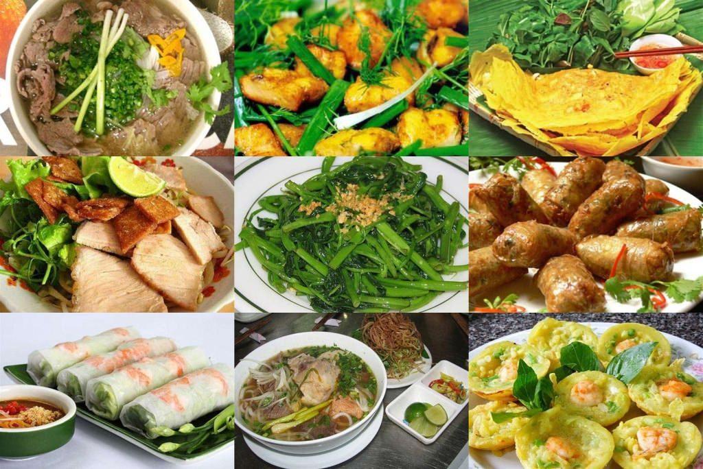 Hình ảnh Giới thiệu món ăn Việt Nam bằng tiếng Trung 1