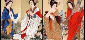 Tuyển tập thơ Trung Quốc về người con gái