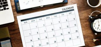 Đàm thoại tiếng Trung theo chủ đề 4: Ngày tháng năm