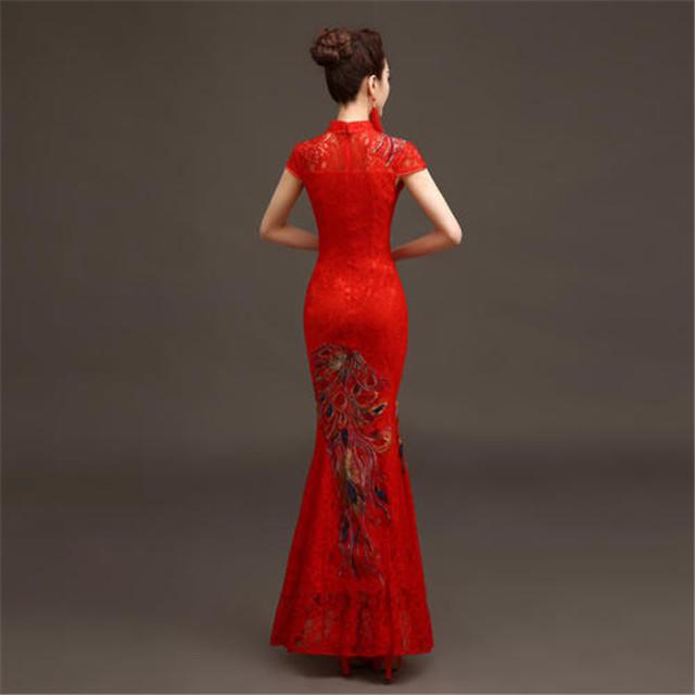 Hình ảnh Áo cưới truyền thống của Trung Quốc các thời kỳ 4