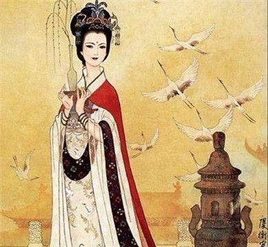 Hình ảnh Các vị công chúa Trung Quốc cổ đại nổi tiếng và xinh đẹp nhất 3