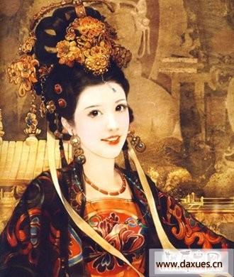 Hình ảnh Các vị công chúa Trung Quốc cổ đại nổi tiếng và xinh đẹp nhất 4
