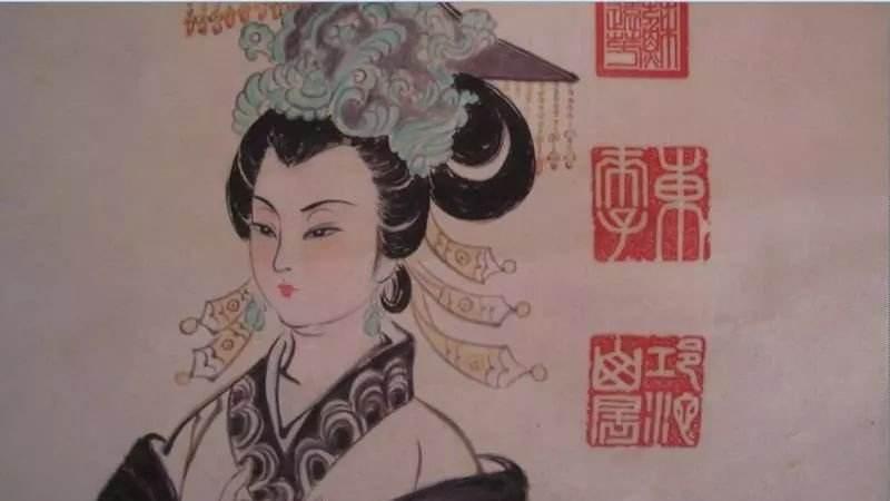 Hình ảnh Các vị công chúa Trung Quốc cổ đại nổi tiếng và xinh đẹp nhất 5