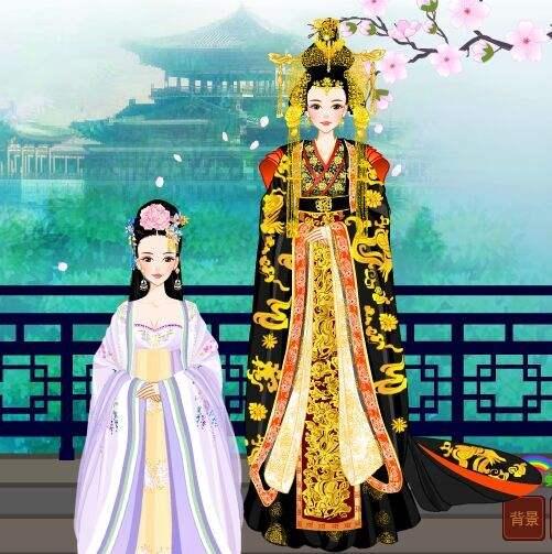 Hình ảnh Các vị công chúa Trung Quốc cổ đại nổi tiếng và xinh đẹp nhất 6