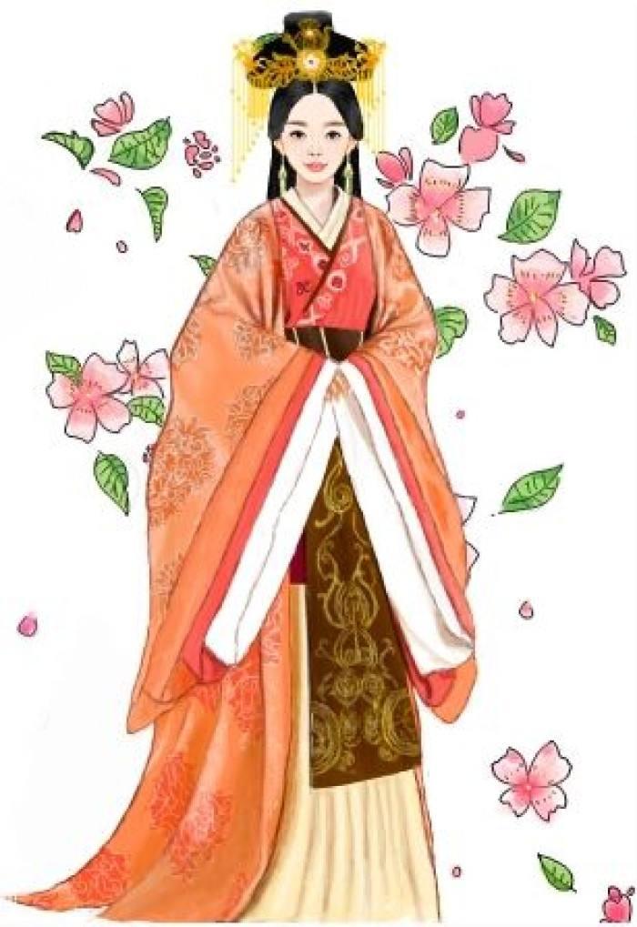Hình ảnh Các vị công chúa Trung Quốc cổ đại nổi tiếng và xinh đẹp nhất 8