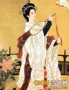 Hình ảnh Các vị công chúa Trung Quốc cổ đại nổi tiếng và xinh đẹp nhất 9