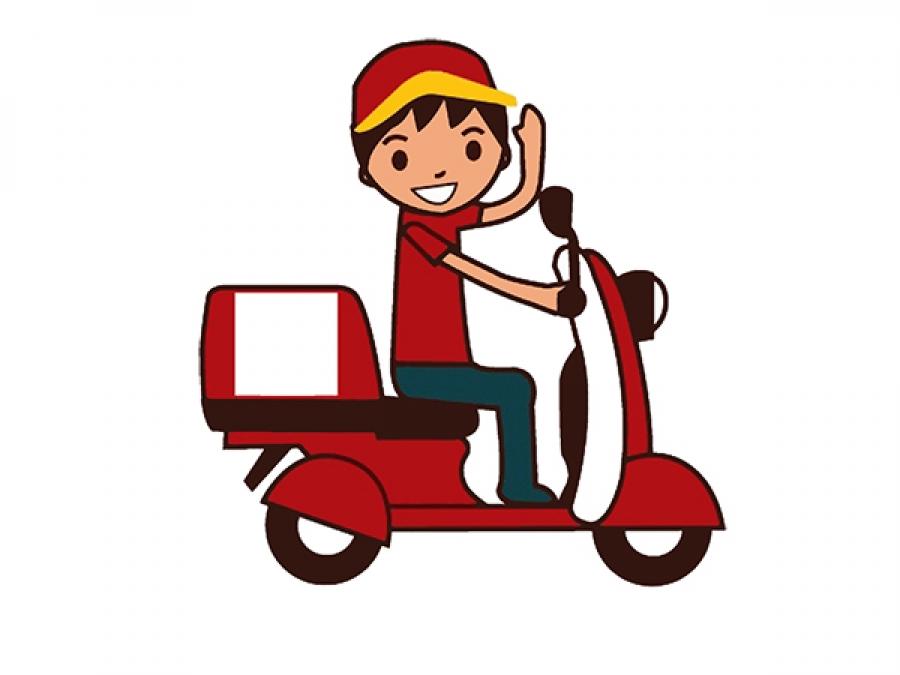Hình ảnh Từ vựng tiếng Trung về giao hàng chuyển phát
