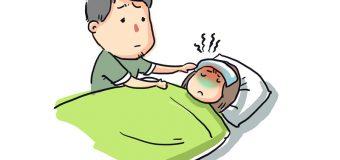 Văn mẫu: Kể về một lần bị ốm bằng tiếng Trung