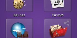 App học tiếng Trung qua bài hát vừa thư giãn vừa hiệu quả
