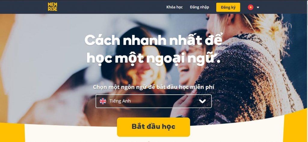Hình ảnh App học từ vựng tiếng Trung theo chủ đề cực hay và dễ học 1