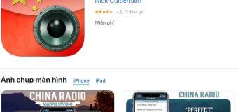 Luyện nghe tiếng Trung radio qua các app trên điện thoại