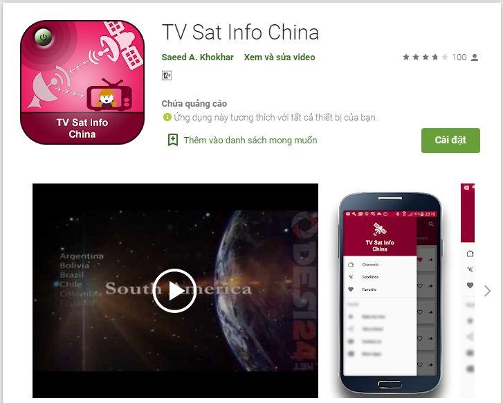 Hình ảnh Các app xem tv Trung Quốc tiện ích và miễn phí 1